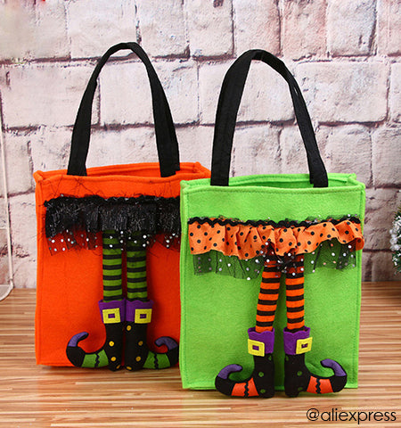 Cloth Bags For Halloween