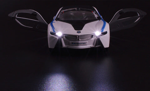 Concept Car Pull Back Toy Car, Miniature Sport Car - JustPeriDrive - JustPeri - Drive Your Destiny