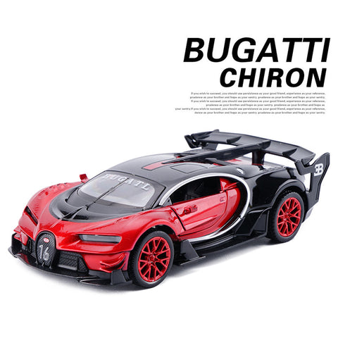 Image of Concept Car - Bugatti Gt Metal Toy Alloy Car Diecasts - Miniature Scale Model Car Toys For Children - JustPeri - Drive Your Destiny
