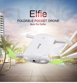 Follow Me 720P Selfie Drone with Pocket Fit Design