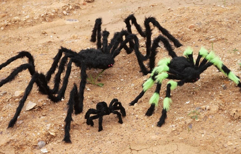 Giant Halloween Spiders for Party and Home Decorations - JustPeri - Drive Your Destiny