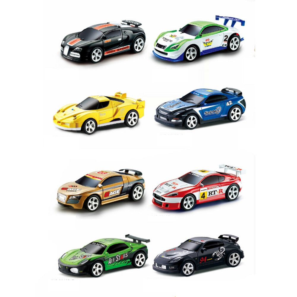 RC Micro Racing Car with Radio Remote Control - Toy For Children - JustPeri - Drive Your Destiny
