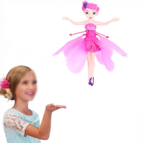 Fairy Dolls IR Induction Flight Control, Girl's Toys - JustPeri - Drive Your Destiny