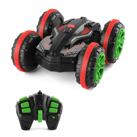 Image of RC Amphibious Stunt Car For Riding Water and Land - JustPeri - Drive Your Destiny