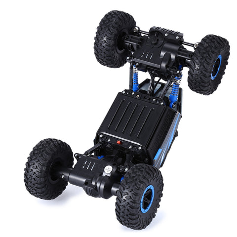Image of RC Racing Car 2.4G 4WD Rock Crawlers Off-Road Vehicle - JustPeri - Drive Your Destiny