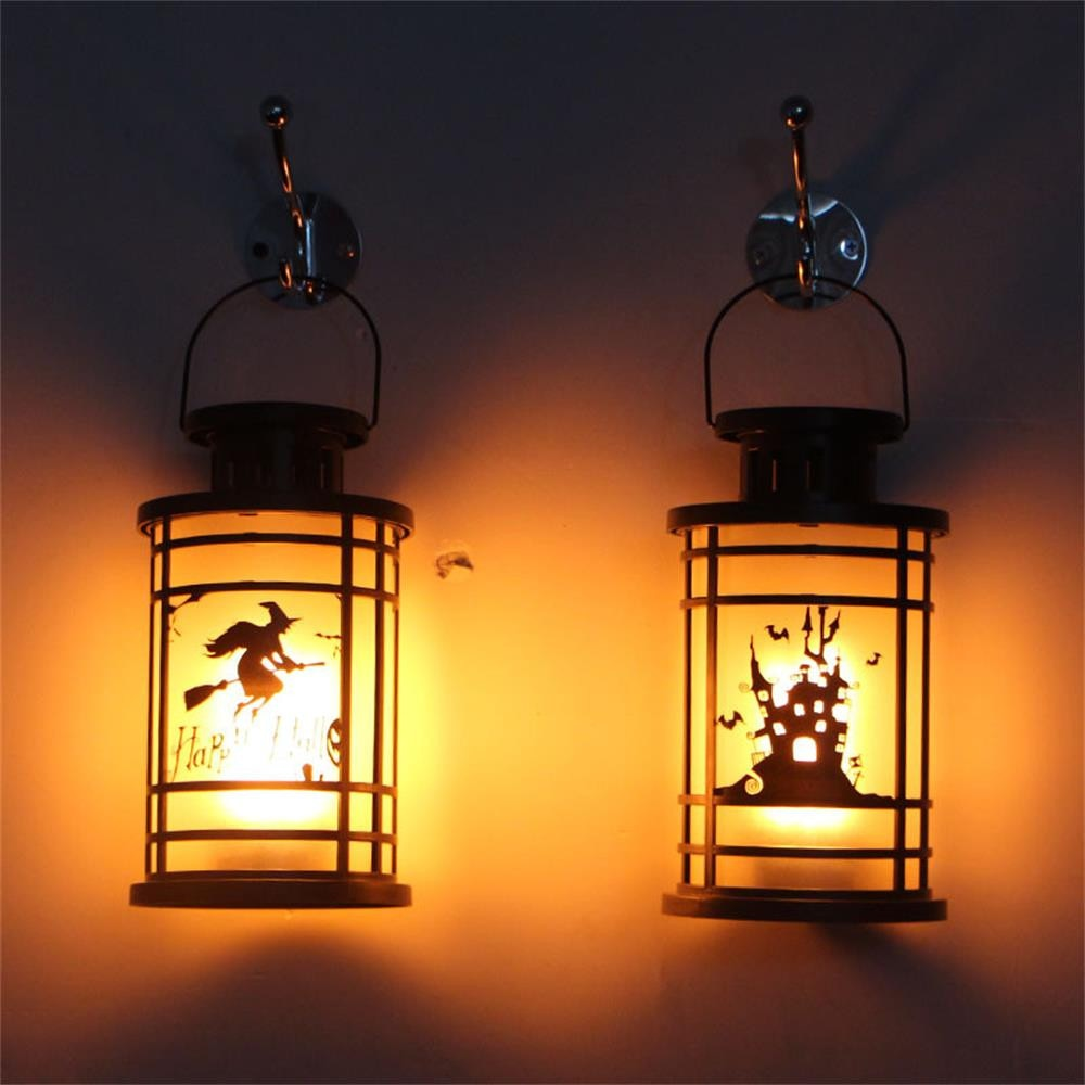 Vintage Halloween Lantern with Exquisite designs : Halloween For Everyone - JustPeri - Drive Your Destiny