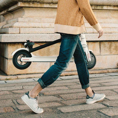 Lightweight, Waterproof Smart Electric Scooter - JustPeriDrive - JustPeri - Drive Your Destiny