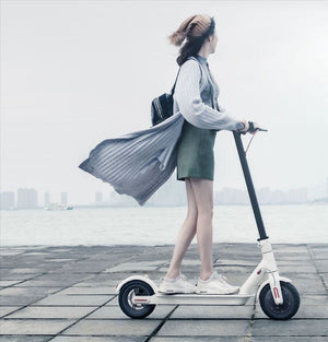 Lightweight, Waterproof Smart Electric Scooter - JustPeriDrive