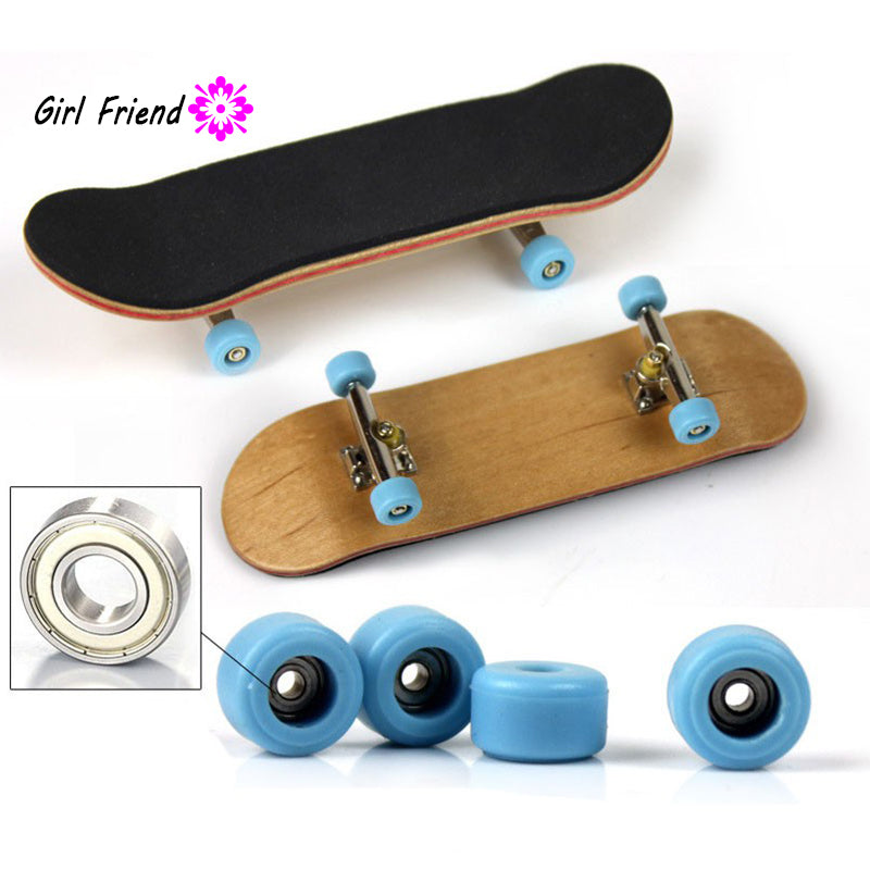 Professional Type Alloy Stent  Bearing Wheels - Finger Skateboard - JustPeri - Drive Your Destiny