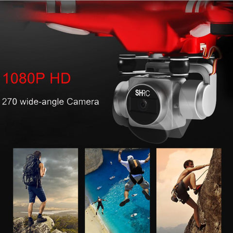Image of 1080P Wide Angle Lens 270 Degree Rotating HD Camera Drone - JustPeri - Drive Your Destiny