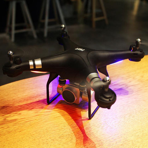 1080P Wide Angle Lens 270 Degree Rotating HD Camera Drone - JustPeri - Drive Your Destiny