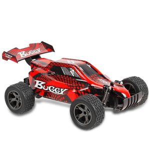 Fast RC Racing Car with Powerful Brushed Motor