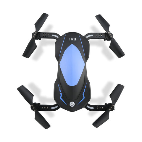 Image of Eachine E51 RC Quadcopter 720P Foldable Camera Selfie Drone with Altitude Hold - JustPeri - Drive Your Destiny