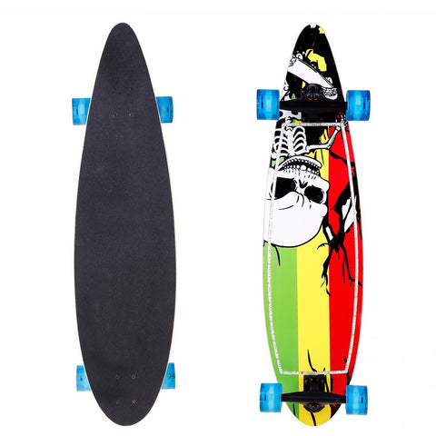 40'' Wooden LED Skateboards For Adults & Kids - JustPeri - Drive Your Destiny