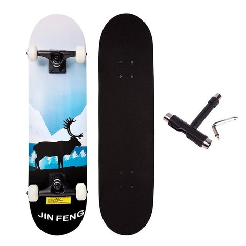 "Image of 31"" x 8"" Concave Double Kick Cruiser Board - JustPeri - Drive Your Destiny"