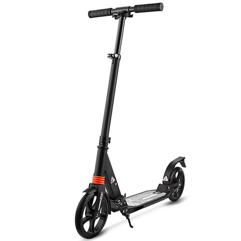 Easy to Carry Dual Suspension Adult Scooter - JustPeri - Drive Your Destiny