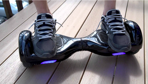 Image of 6.5 inch Premium Bluetooth Certified Hoverboard - JustPeri - Drive Your Destiny
