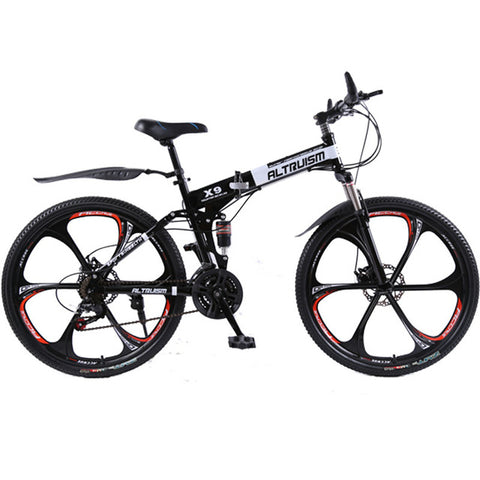 Altruism X9 Folding 21 Speed bicycles - JustPeri - Drive Your Destiny