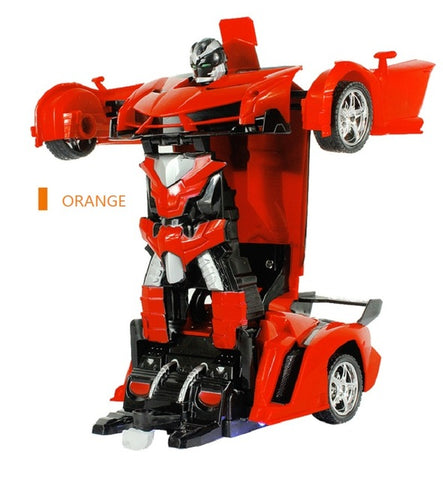 Image of Transformer RC Car Model Robots Remote Control Deformation - Perfect Gift for Kids - JustPeri - Drive Your Destiny