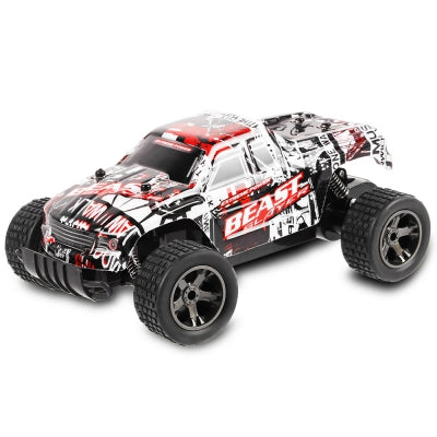 Image of Fast RC Racing Car with Powerful Brushed Motor - JustPeri - Drive Your Destiny