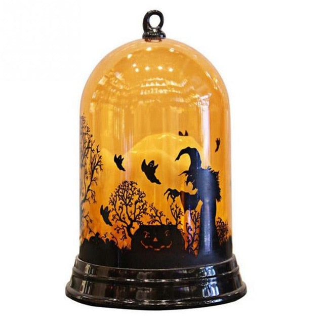 Electric Pumpkin Lights,Table Lamps for Office Halloween Decor - JustPeri - Drive Your Destiny