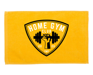 Home Gym Club Towel