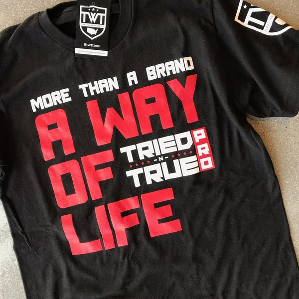 TNT Pro - Way of Life Tee