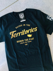 Raised in the Territories Tee