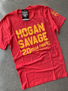 Hogan Savage '20 Tee