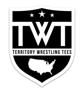 TWT Logo Sticker