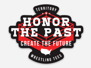 Honor The Past Sticker