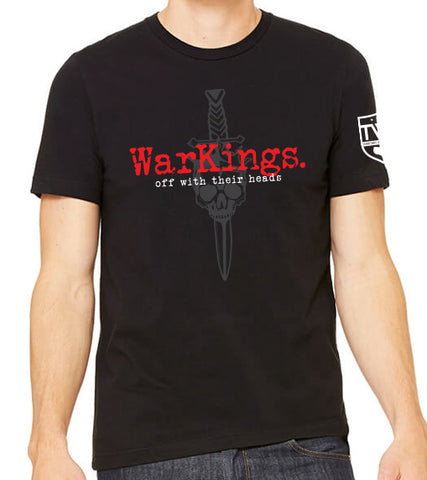 WarKings - Off With Their Heads Tee 2.0