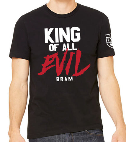 Bram - King of Evil Tee