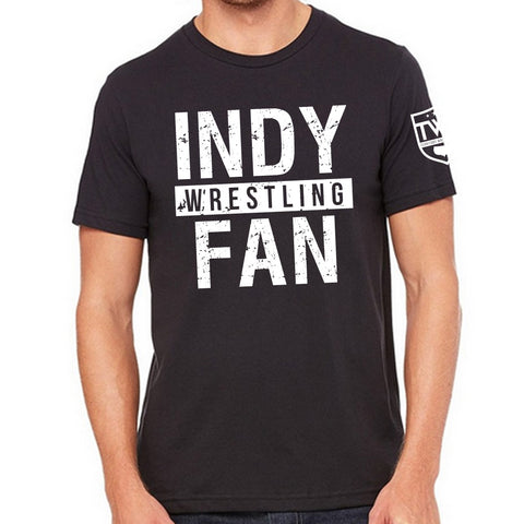 Indy Wrestling Fan Tee
