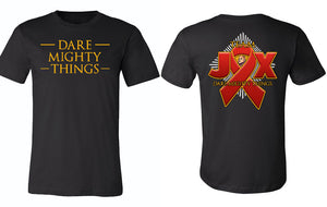 Jax Dane - Dare Mighty Things Tee