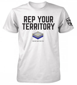 Rep Your Territory Tee - White