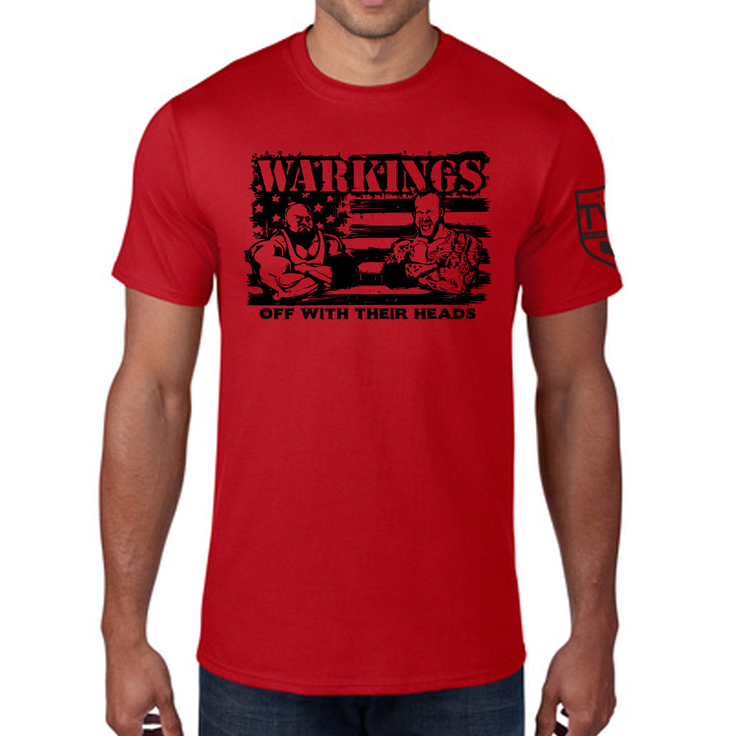 WarKings - Off With Their Heads Tee