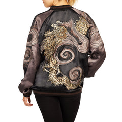 Spiral Dragon Jacket