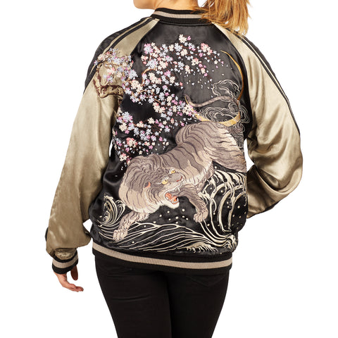 Sakura Tiger Jacket