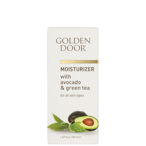 Avocado & Green Tea Moisturizer