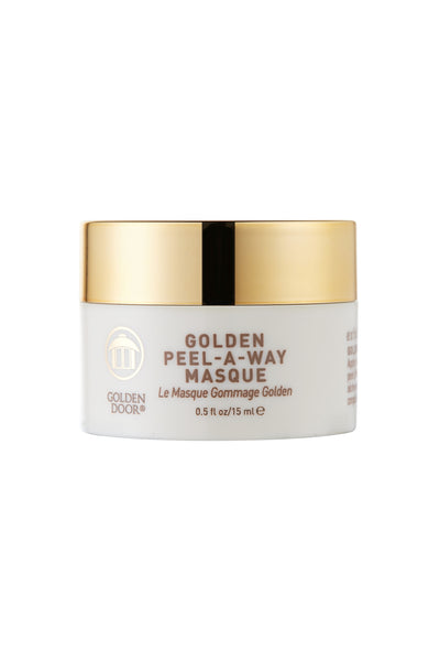 Golden Peel-A-Way Masque - travel