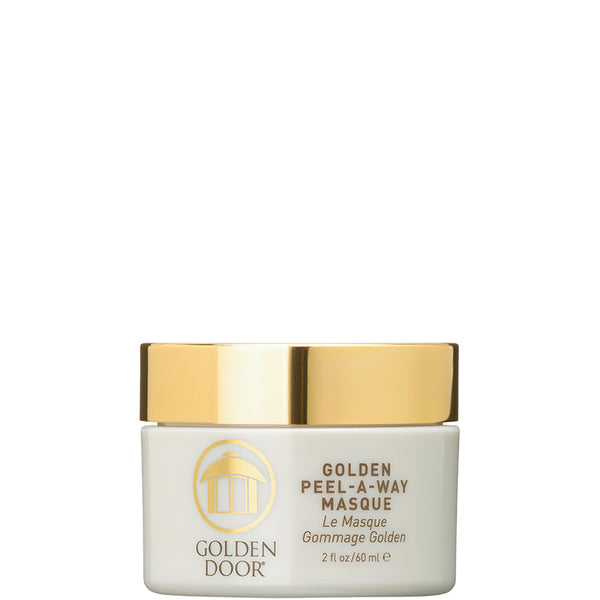 Golden Peel-A-Way Masque
