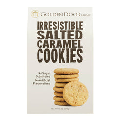 Irresistible Salted Caramel Cookies