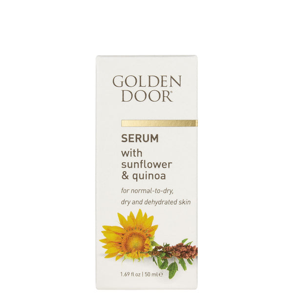Sunflower & Quinoa Serum