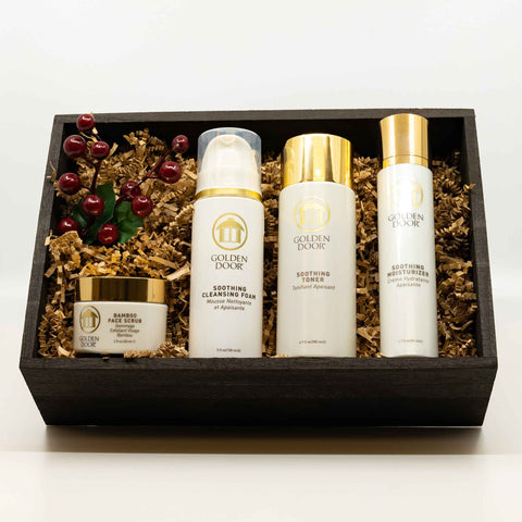Merry & Bright Skin Care Collection