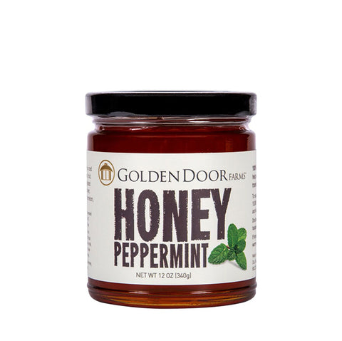 Delightful Sweet Peppermint Honey