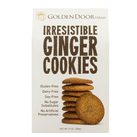 Irresistible Ginger Cookies