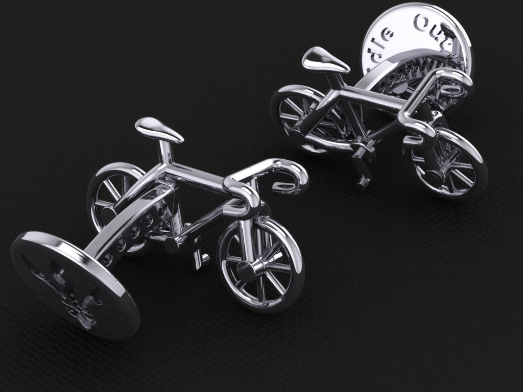 Roadie Cufflinks