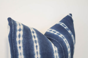 Indigo Pillow Cover