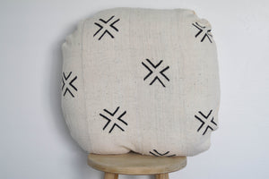 Mud Cloth Lounger Pillow Cover